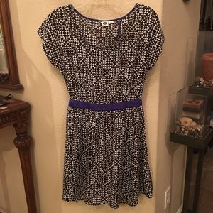 ROXY Dress with Open Back Size Large